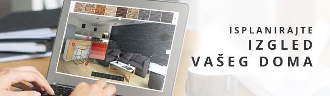 Dizajnirajte utisak vašeg doma